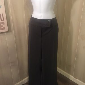 NWT Ann Taylor pants/Slacks size 18 Grey curvy